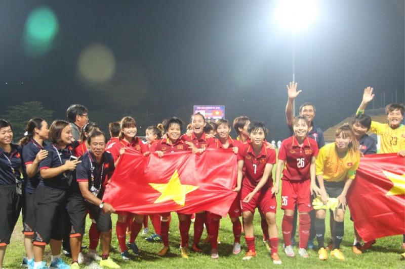Đội tuyển nữ Việt Nam sẽ vượt Thái Lan trong bảng xếp hạng FIFA?