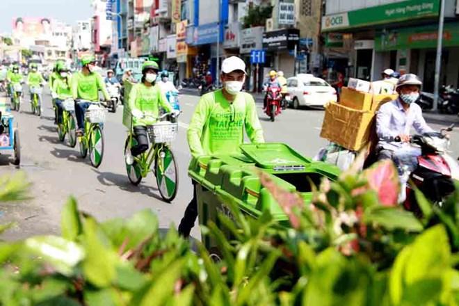 Việt Nam Tái chế sẽ thu gom rác thải điện tử tận nhà tại Hà Nội