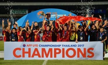 U16 Việt Nam đã sẵn sàng chinh phục tấm vé dự VCK U16 châu Á 2018