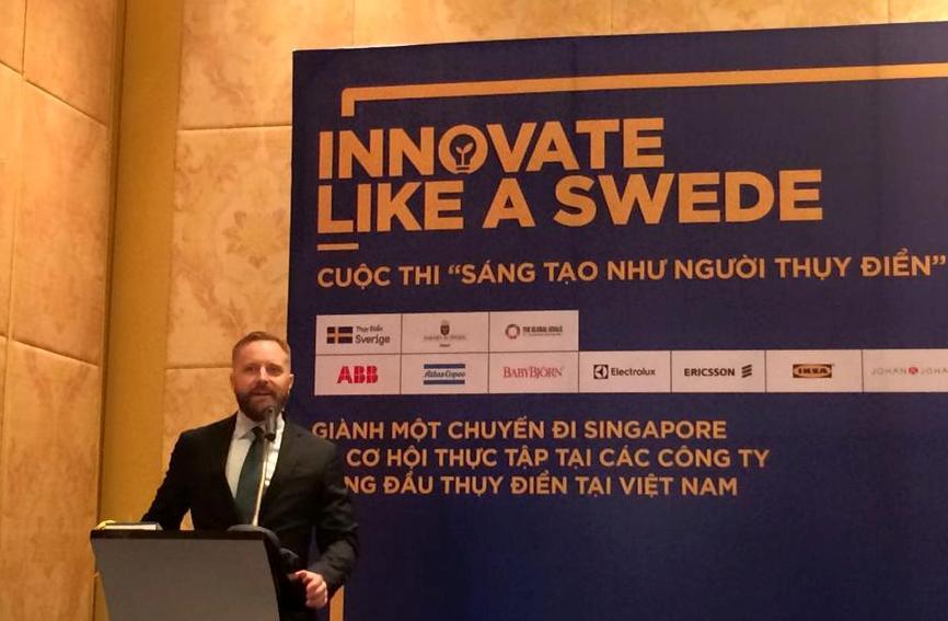 Thụy Điển hỗ trợ thúc đẩy sản xuất, tiêu dùng bền vững