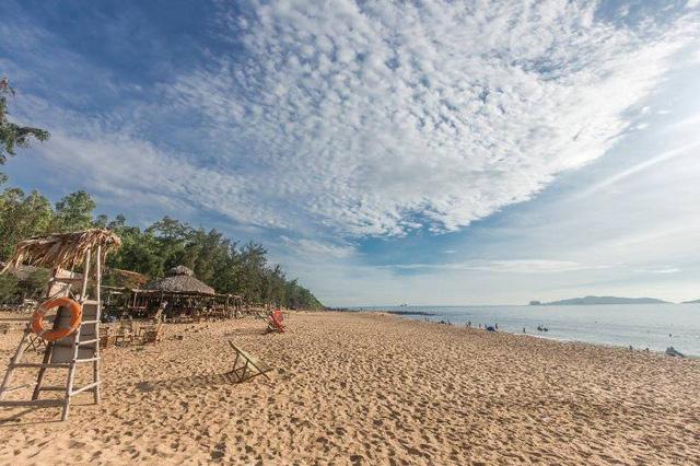 Đến thiên đường biển mới nổi ở Thanh Hóa với chi phí dưới 1 triệu đồng
