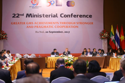 Các Bộ trưởng thông qua kế hoạch dự án 64 tỷ cho khu vực Mê-kông