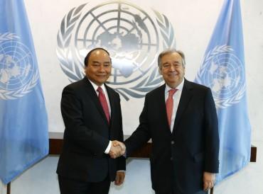 Kỷ niệm 40 năm Việt Nam gia nhập Liên Hợp quốc: Luôn là thành viên có trách nhiệm