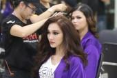 Lộ diện 10 nhan sắc đầu tiên lọt vào vòng bán kết Hoa hậu Hoàn vũ Việt Nam 2017