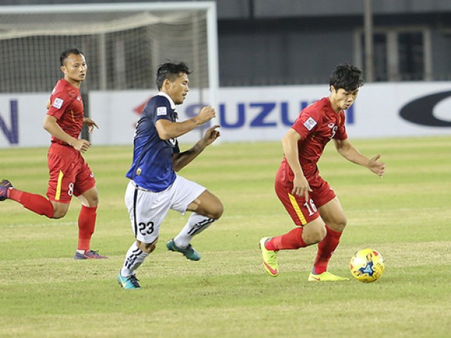 Đội tuyển Việt Nam sẽ quyết đấu Campuchia trên sân Mỹ Đình