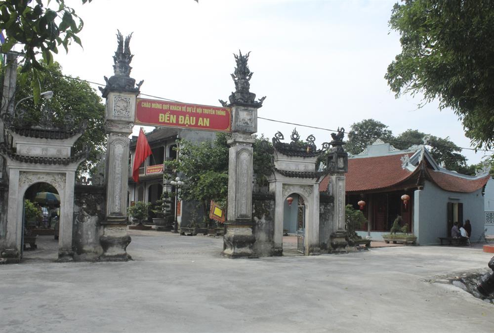 Dấu ấn ngôi đền cổ thờ Ngọc Hoàng Thượng Đế ở Hưng Yên
