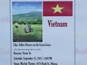 """""""Tôi thấy hoa vàng trên cỏ xanh"""" dự Tuần lễ phim ASEAN tại Ottawa"""