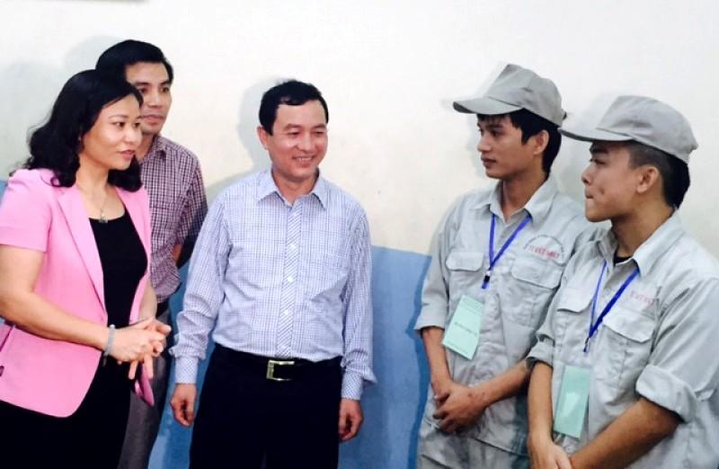 Chủ tịch LĐLĐ Thành phố Nguyễn Thị Tuyến: Vì mục tiêu nâng cao chất lượng nguồn nhân lực