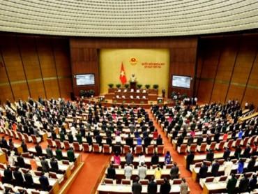 Kỳ họp thứ 4, Quốc hội Khóa XIV: Sẽ khai mạc vào ngày 23/10