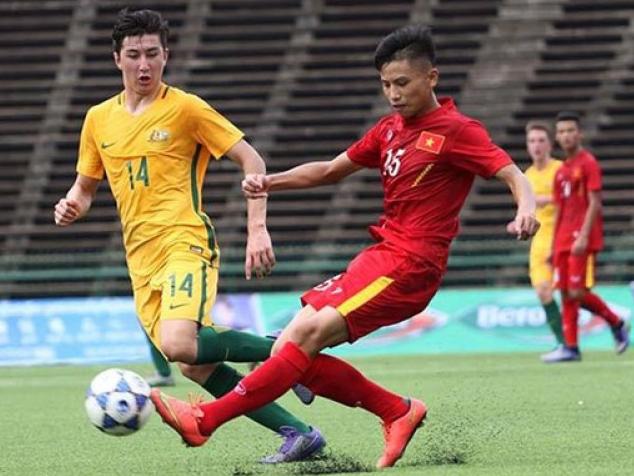 VCK U16 châu Á 2018: U16 Việt Nam có thể rơi vào bảng tử thần