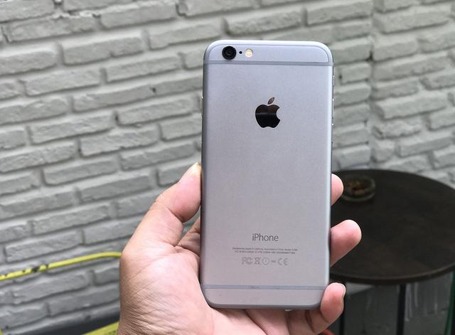 iPhone 6 về giá 5 triệu đồng, hút khách hơn iPhone 8