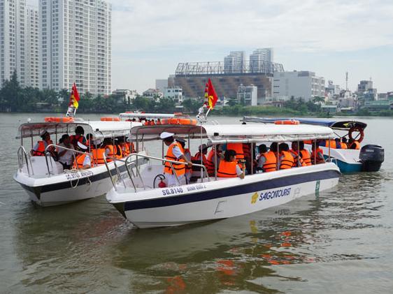TP.HCM mở thêm các tour du lịch đường sông mới nào?