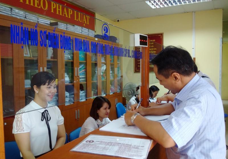 Hà Nội sắp hoàn thành cấp giấy Chứng nhận quyền sử dụng đất