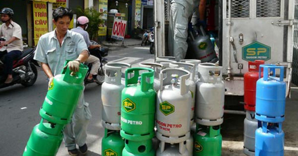 hom nay 19 gia gas tiep tuc tang them 10 nghin dongbinh 12kg