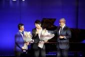 """""""Thần đồng piano"""" Lang Lang """"gây thương nhớ"""" trên sân khấu Nhà hát lớn"""
