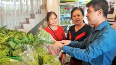Hệ thống cảnh báo nhanh về an toàn thực phẩm của Hà Nội hoạt động thế nào?