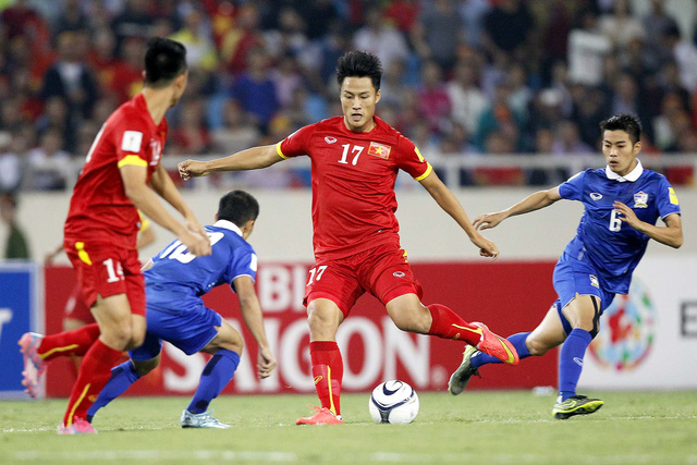 Báo Hàn nhận định đội tuyển Việt Nam đủ sức vô địch AFF Cup 2018
