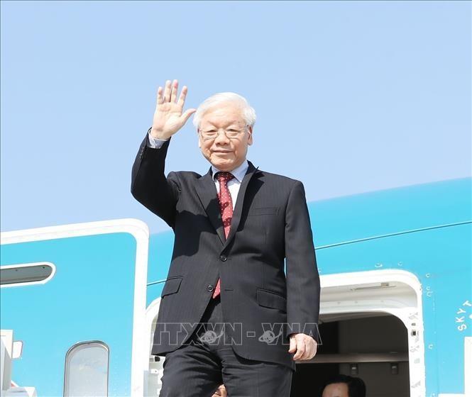 Việt Nam - Liên bang Nga: Thúc đẩy quan hệ trên các lĩnh vực
