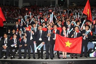 Kỳ thi tay nghề ASEAN 12: Việt Nam giành được  7 Huy chương Vàng
