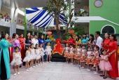 Gắn biển công trình chào mừng Đại hội XII Công đoàn Việt Nam