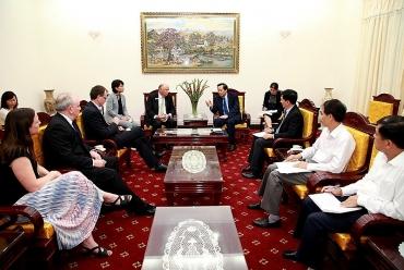 Việt Nam và Úc sẽ thí điểm thành lập Hội đồng Kỹ năng nghề về giáo dục nghề nghiệp