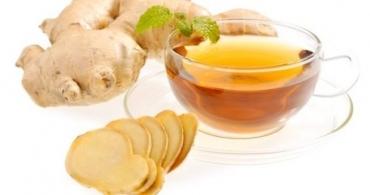 Một số tác dụng phụ không tốt của trà gừng