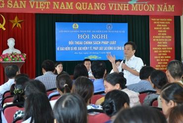 Hà Nội: Đồng bộ các giải pháp mở rộng diện bao phủ BHXH