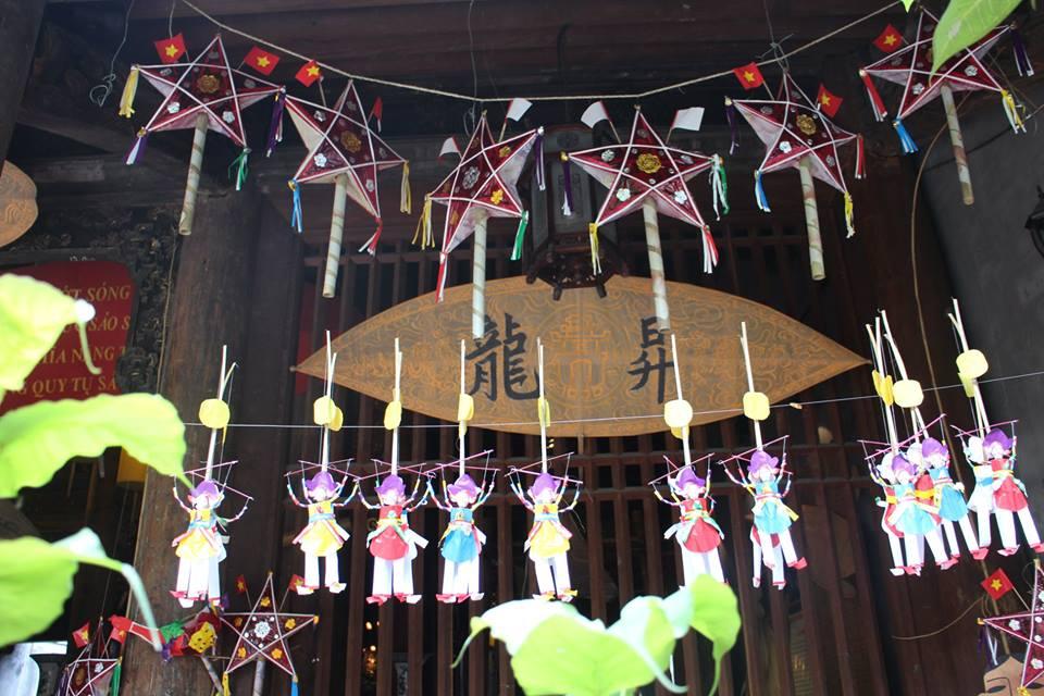 Hấp dẫn trải nghiệm tết Trung thu tại phố cổ Hà Nội