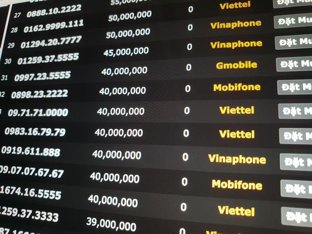 Ngày mai, 60 triệu thuê bao di động 11 số chuyển về 10 số