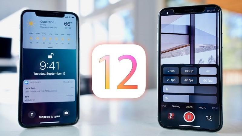 6 cách sửa lỗi hao pin trên iOS 12