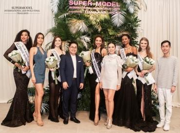 Đại diện Việt Nam đăng quang cuộc thi Siêu mẫu quốc tế 2018