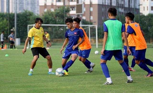 Việt Nam sẵn sàng chinh phục giải U16 châu Á 2018