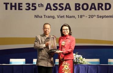 BHXH Việt Nam: Vinh dự giữ chức Chủ tịch ASSA