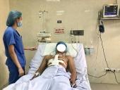 Cứu sống nam bệnh nhân bị vết thương thấu tim
