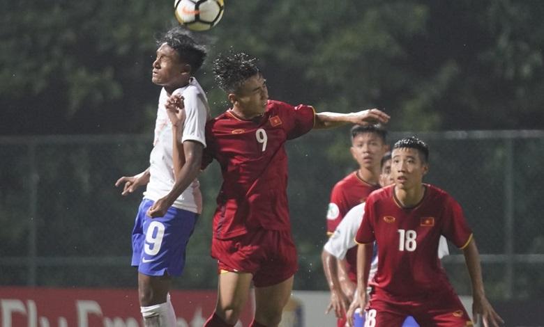 U16 Việt Nam phải thắng Indonesia bằng mọi giá để hy vọng đi tiếp