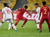 Hòa tiếc nuối Indonesia, U16 Việt Nam chờ vào may mắn để đi tiếp