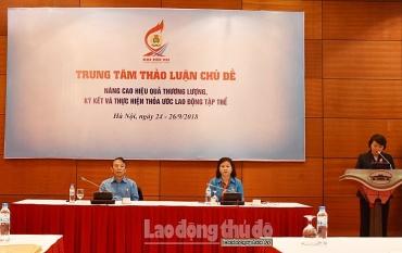 10 nhóm kiến nghị tâm huyết của tổ chức Công đoàn với Đảng, Nhà nước