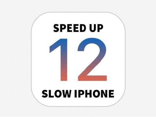 Cách khắc phục sự cố iOS 12 làm chậm iPhone sau khi cập nhật