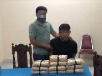 Đối tượng vận chuyển 60.000 viên ma túy bị bắt giữ tại biên giới
