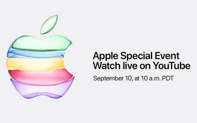 su kien ra mat iphone 11 pro se duoc apple phat truc tiep tren youtube