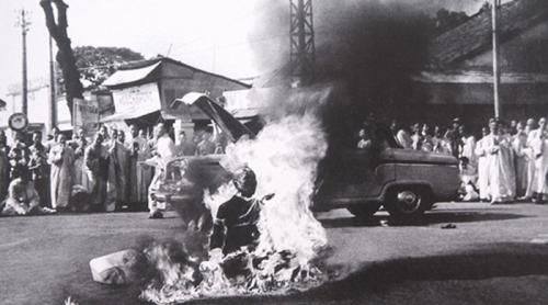 Tác giả bức ảnh 'Hòa thượng Thích Quảng Đức tự thiêu' qua đời ở tuổi 94