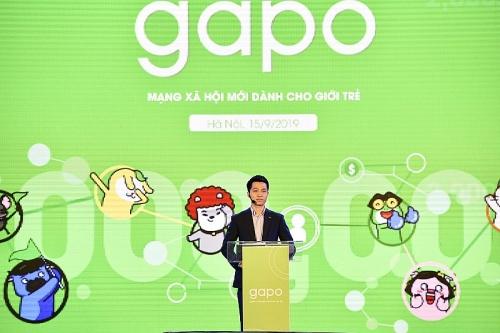 Gapo - Mạng xã hội có tính năng định danh, chống tài khoản giả