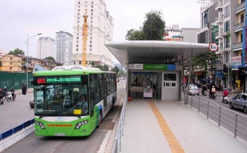 Hà Nội: Đẩy mạnh khai thác hoạt động vận tải công cộng