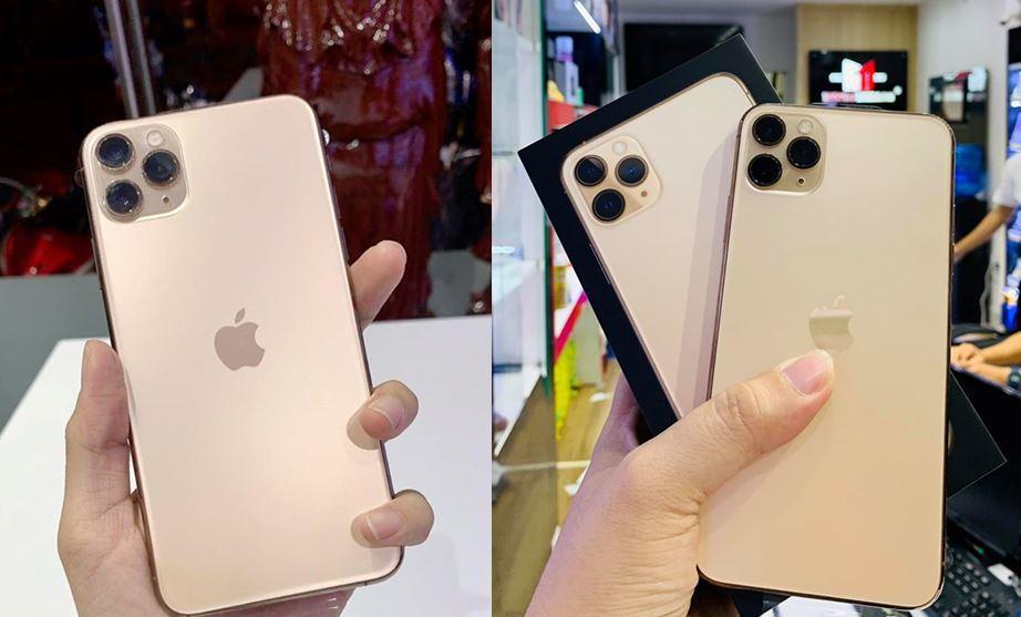 iphone 11 pro max ve viet nam trong dem truoc ca ngay mo ban