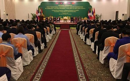 Năm nước Đông Nam Á đưa ra sáng kiến mới về hợp tác lao động