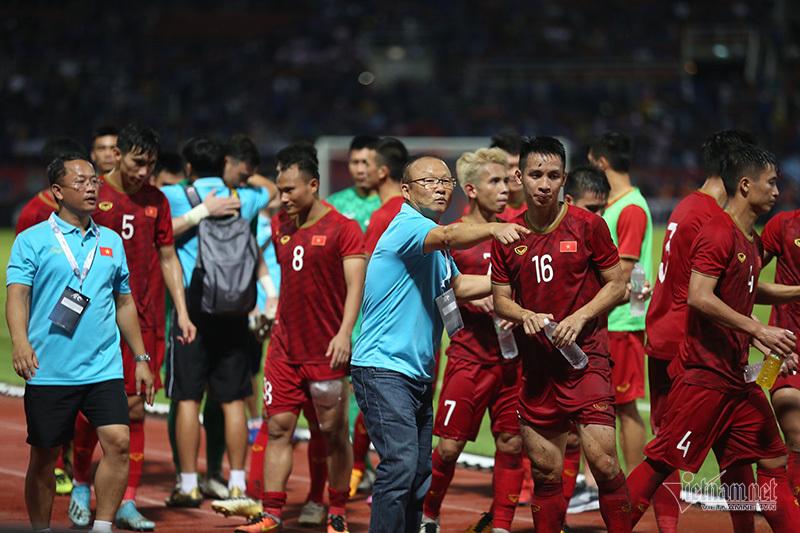Những điều bất ngờ trong danh sách tập trung đội tuyển Việt Nam