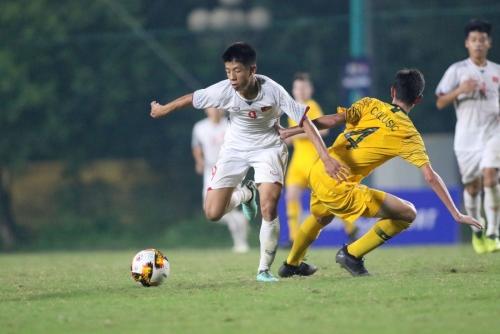 U16 Việt Nam mất vé dự vòng chung kết U16 châu Á 2020