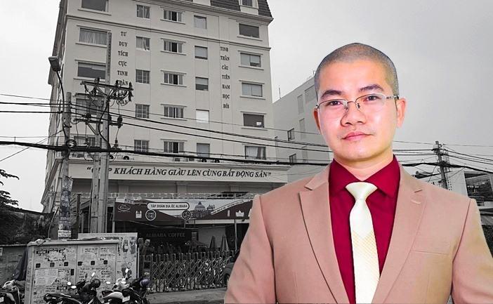 Khởi tố chủ tịch Công ty Alibaba Nguyễn Thái Luyện
