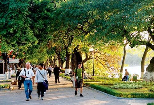Du lịch Hà Nội phấn đấu đạt 28,945 triệu lượt khách