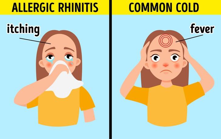 Bất ngờ với 6 triệu chứng có thể dễ dàng nhầm lẫn với các bệnh khác